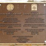 Sainte-Mère-Eglise, plaque Colonel Robert Murphy