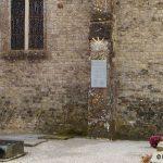 Saint-Côme-du-Mont, plaque Joseph Beyrle