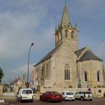 Saint-Côme-du-Mont, l'église