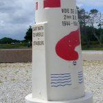 Saint-Martin-de-Varreville, monument 2e DB