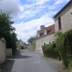 Saint-Martin-de-Varreville, le centre du bourg