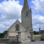 Saint-Martin-de-Varreville, l'église des XI et XIIe siècles