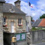 Saint-Martin-de-Varreville, la mairie