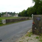 Vaux-sur-Aure, plaque South Wales Borderers