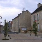 Cauvicourt, la rue principale