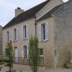 Cauvicourt, la mairie