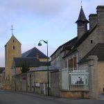 Champfleur, le centre ville