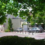 Cormelles-le-Royal, le centre ville