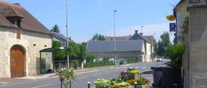Cormelles-le-Royal, ville lettrine