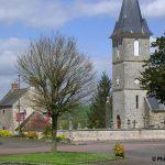 Courteilles, l'église Saint-Roch de Courteilles