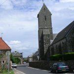Dangy, l'église Saint-Martin