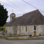 Espins, l'église Saint-Pierre du XIIe siècle