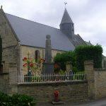 Loucelles, l'église Notre-Dame du XIIe siècle