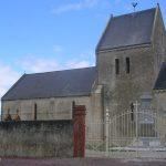 Osmanville, l'église Saint-Martin du XII et XIIIe siècles