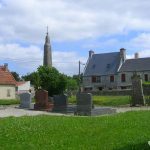 Osmanville Saint-Clément, le cimetière communal