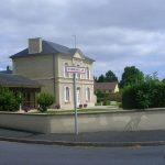 Osmanville, la mairie