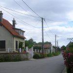 Osmanville Saint-Clément, le centre du bourg