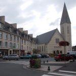 Aunay-sur-Odon, l'église Saint-Samson
