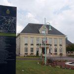 Aunay-sur-Odon, le totem de l'Espace Historique