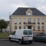 Aunay-sur-Odon, l'Hôtel de ville