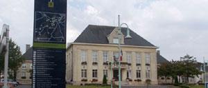Aunay-sur-Odon, ville lettrine