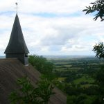 Coudehard, l'église Saint-Pierre et Saint-Paul du XVIIe siècle