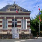 Cricqueville-en-Auge, la mairie