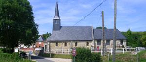 Cricqueville-en-Auge, ville lettrine