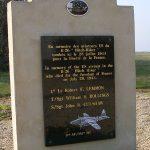 Fierville-Bray, stèle aviateurs américains
