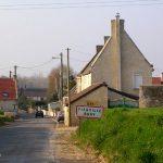 Fierville-Bray, l'entrée de la ville