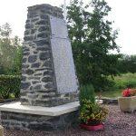 Cartigny-l'Épinay, monument aérodrome A5 et aviateurs américains