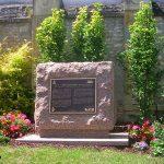 Cormelles-le-Royal, stèle South Alberta Regiment