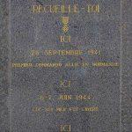 Luc-sur-Mer, monument de la Libération