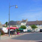 Fleury-sur-Orne, le centre ville