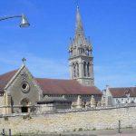 Fleury-sur-Orne, l'église Saint-Martin de Haute-Allemagne