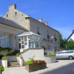 Fleury-sur-Orne, l'Hôtel de ville