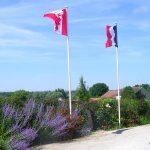 Fleury-sur-Orne, stèle soldats canadiens