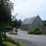 Fontaine-Étoupefour, la rue de l'église