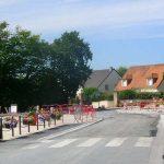 Fontaine-Étoupefour, le centre ville