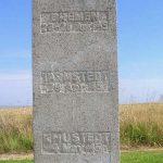 Fontaine-Étoupefour, stèle The Dorset Regiment