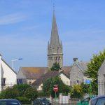 Ifs, l'église Saint-André du XII et XIIIe siècles