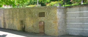 Ifs, monument lettrine