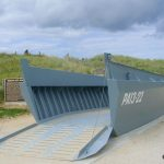 Sainte-Marie-du-Mont, monument Higgins Boat