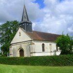 Mont-Ormel, l'église Notre-Dame
