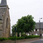 Annebault, centre ville