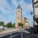 Carrouges, l'église Notre-Dame de l'Assomption