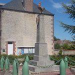 Fleuré, le monument aux Morts 1914-1918