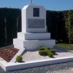 Fleuré, monument général Leclerc
