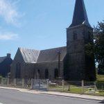 Lonlay-le-Tesson, l'église Notre-Dame de l'Assomption