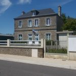 Lonlay-le-Tesson, la mairie